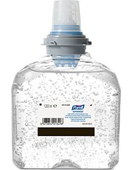 PURELL 5476-04-EEU00 Advanced Gel Hydro-Alcoolique pour les Mains Recharge, TFX, 1200 ml (Pack of 4)