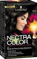 Nectra coloration n°400 chatain fonce