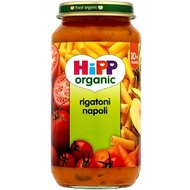 HiPP Organic Stage 3 From 10 Months Growing up Meal Rigatoni Napoli 250 g (Pack of 6)