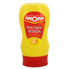 Amora moutarde forte moutardie r 265g