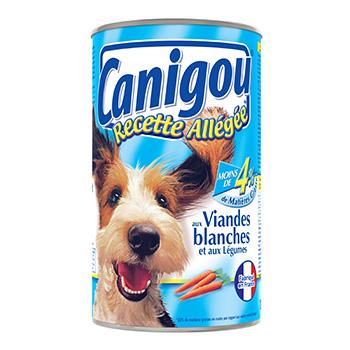 aliment pour chien aux viande blanche et legumes canigou 1 24kg tous les produits p t e prixing. Black Bedroom Furniture Sets. Home Design Ideas