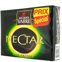 Cafe Jacques vabre nectar 2X250g