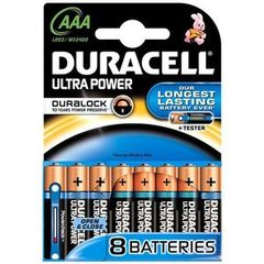 PILE AAA DURACELL PLUS POWER SP X5