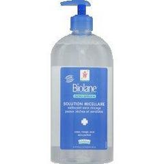 Solution micellaire pour bebe Dermo Pediatrie BIOLANE, 750ml