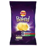 Walkers Baked Crisps - Variety (6x25g)