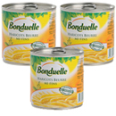 Bonduelle haricots beurre extra fin 3x440g