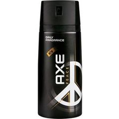 Déodorant homme anti-transpirant peace AXE, spray de 150ml