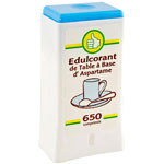 edulcorant de table a base d'aspartame x650 - 29,25g