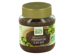 Le Jardin Bio pate a tartiner noisette cacao 350g