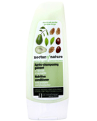 Apres-shampooing gainant avocat et karite - Nectar of Nature