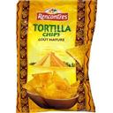 Tortilla chips gout nature, le paquet,150g
