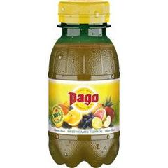 Pago, Cocktail tropical pet, la bouteille de 20 cl