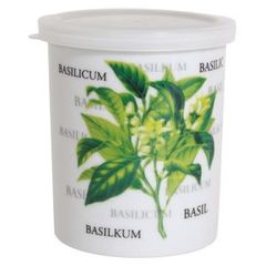 Pot à épices basilic