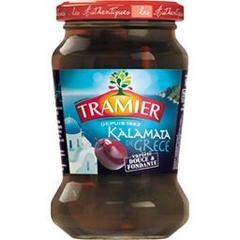 Olives Kalamata entiere 160g Tramier