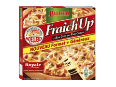 Pizza fraich?up royale