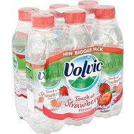 Volvic Touche de Fruit Fraise (6x500ml) - Paquet de 2