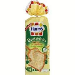 HARRYS BRIOCHE TRANCHEE DOUCEREALES 500G