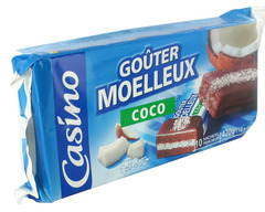 Gouter Moelleux Coco