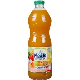 Jus de 7 fruits multifruits, la bouteille de 1,5l