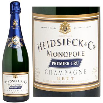 heidsieck monopole co 1er cru brut 12 0 vol tous les produits champagnes prixing. Black Bedroom Furniture Sets. Home Design Ideas