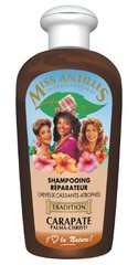 Miss Antilles International Shampooing Réparateur Carapate 250 ml