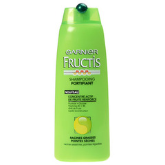 Fructis shampooing racines grasses pointes seches 250ml