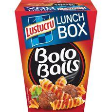 Lunch box pâtes bolo balls LUSTUCRU SELECTION, 300G