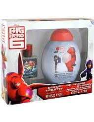 Big Hero 6 Coffret Eau de Toilette 30 ml + Gel Douche 330 ml