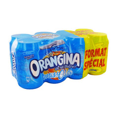 orangina miss o! 8x33cl format special