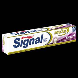 Signal Dentifrice Integral 8 Resist + 75 ml - Lot de 4