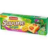 Savane jungle tropical BROSSARD, x7, 175G