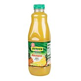 Pur jus d'ananas Jafaden Bouteille 1L