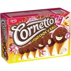 Cornetto Mix Mini Choc'N'Ball