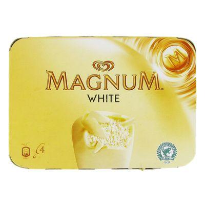 Magnum chocolat blanc tous les produits glaces prixing - Magnum chocolat blanc ...