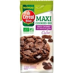 Cereal bio maxi cookies choco cacao 185g