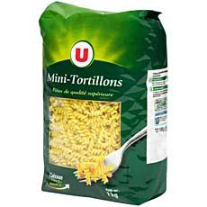Mini tortillon U qualite superieure cello 1kg