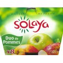 Dessert de fruits, duo de pommes, 8 x 100g,800ml