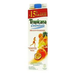Tropicana multivitaminés 1l