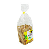 crackers 3 graines bio auchan 200g