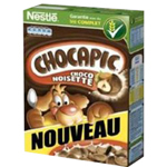 Cereales choco noisette - Chocapic