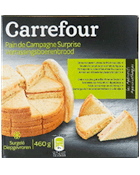 Pain de campagne surprise