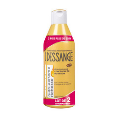 Jacques Dessange shampooing nutri richesse 2x250ml