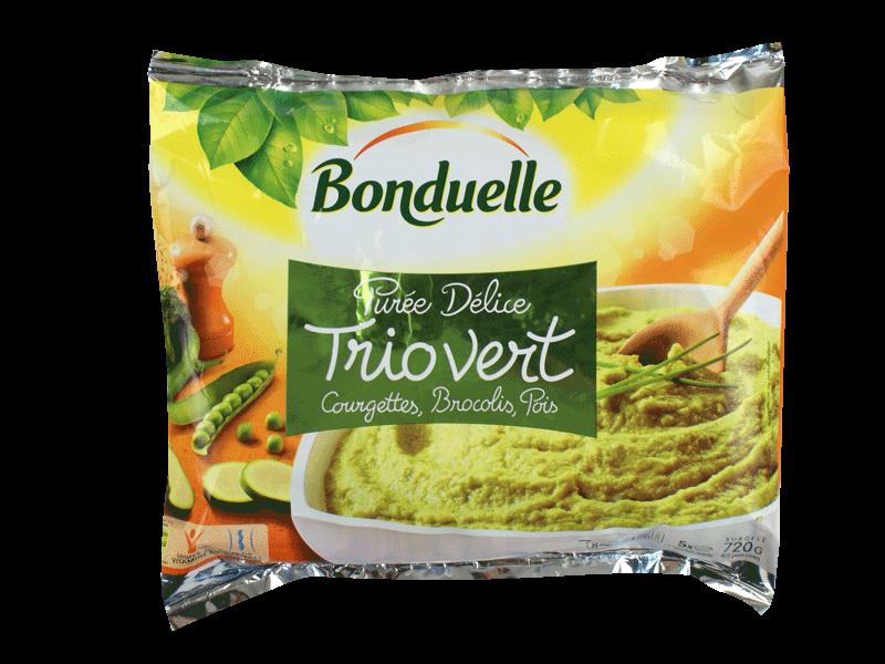 puree delice trio vert courgettes brocolis pois tous les produits l gumes natures cuisin s. Black Bedroom Furniture Sets. Home Design Ideas