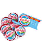 Babybel leger - Mini fromages alleges, les 6 fromages de 20g