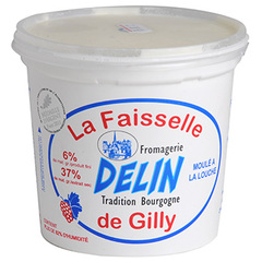 Fromage faisselle 40% 500g