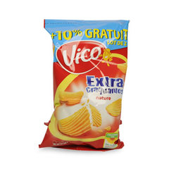 Extra Craquante - Chips nature de 150g