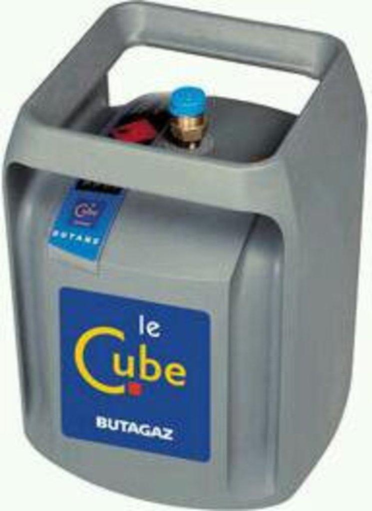 butagaz cube butane la recharge de 6 kg tous les. Black Bedroom Furniture Sets. Home Design Ideas