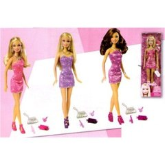 Barbie glamour- T7580