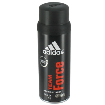Deo body spray 24h fresh boost, Team Force