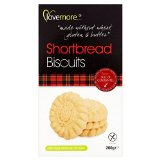 Lovemore Free From Shortbread Biscuits (200g)